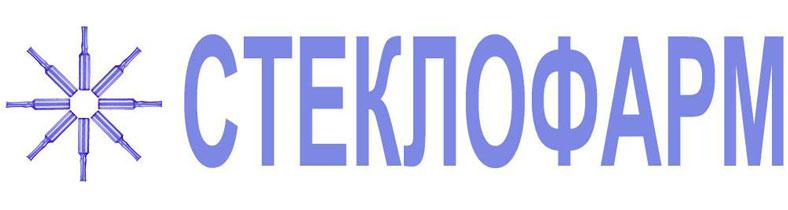 Логотип — Сайт визитка компании ООО «Стеклофарм»