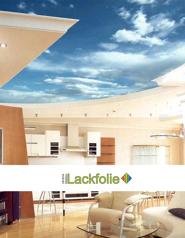 Создание сайта визитки харьковского представительства компании «Lackfolie»