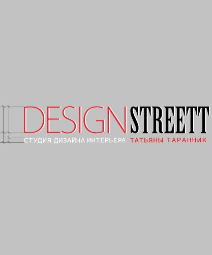Создание промо-сайта дизайнеру Татьяне Таранник «DesignStreetT Studio»