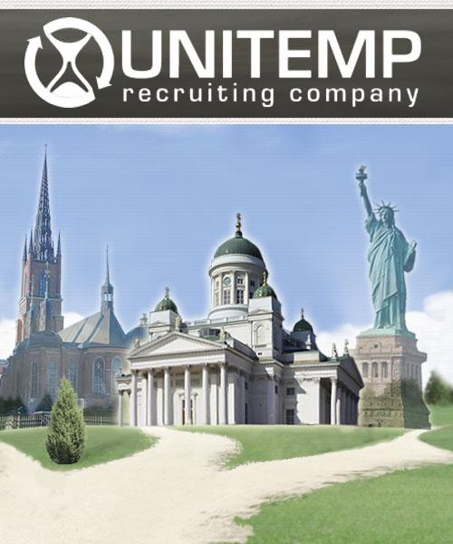 Создание корпоративного сайта компании «Unitemp»