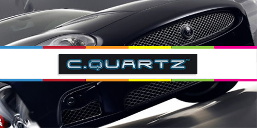 Создание корпоративного сайта компании C.Quartz