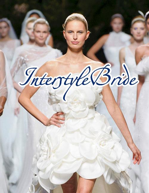 Создание интернет каталога свадебных и вечерних нарядов InterStyleBride