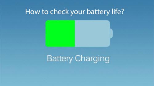 Проверить реальный объем батареи iPhone