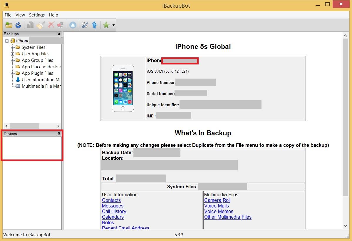 Проверка батареи iPhone и iPad - Подключаем телефон