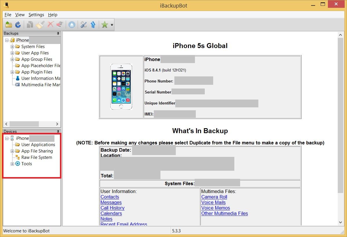 Проверка батареи iPhone и iPad - Появляется устройство в списке устройств
