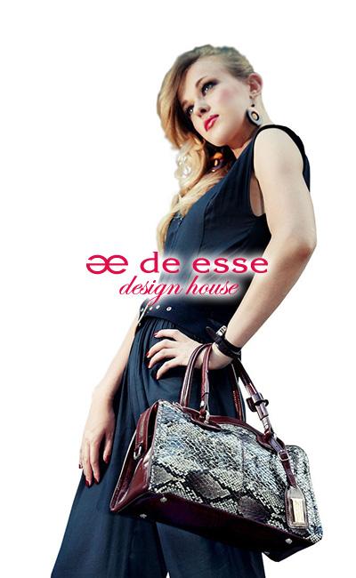 Создание интернет магазина кожгалантереи De Esse