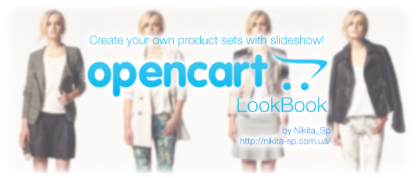 Nikita_Sp LookBook For Opencart Preview