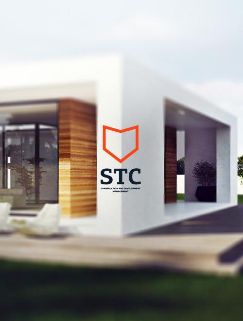 Создание корпоративного сайта строительной компании STC