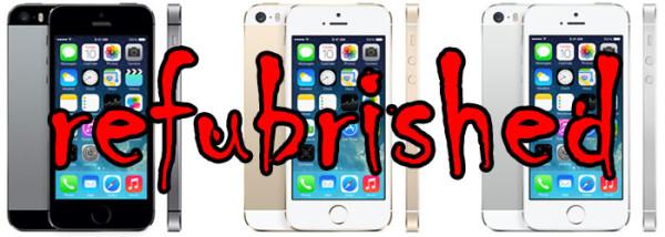 Покупать ли iPhone 5s Refubrished
