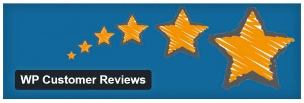 Плагин отзывов на сайт WP Customer Reviews