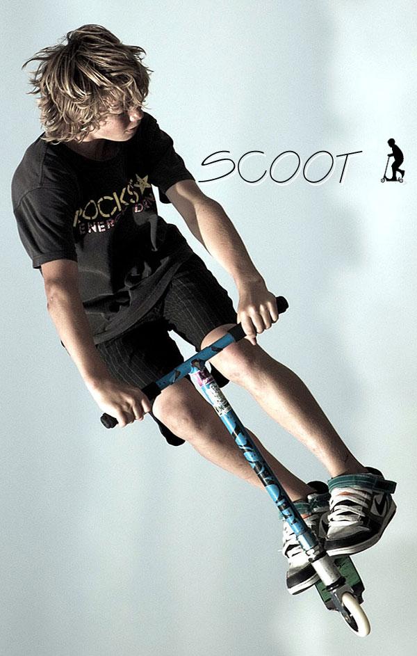 Создание интернет магазина трюковых самокатов Scoot